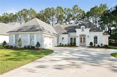 Madisonville Single Family Home For Sale: 1252 Sweet Clover Way