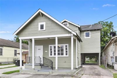 New Orleans Single Family Home For Sale: 8318 Nelson