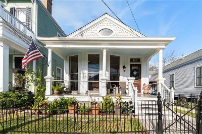 New Orleans Single Family Home For Sale: 125 S Genois Street
