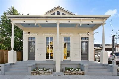 New Orleans Multi Family Home For Sale: 1038 Louisa Street