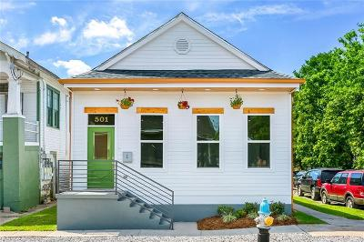 New Orleans Single Family Home For Sale: 501 S Solomon Street