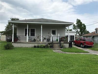 New Orleans Single Family Home For Sale: 2958 Seine Street