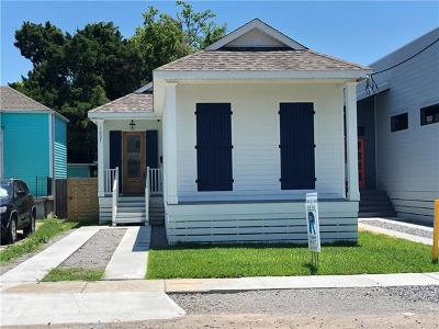 New Orleans Single Family Home For Sale: 1621 Arts Street