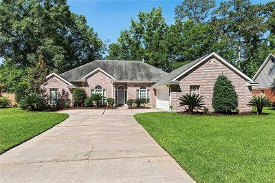 Single Family Home For Sale: 220 S Lotus Drive