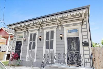 New Orleans Single Family Home For Sale: 1816 Dumaine Street
