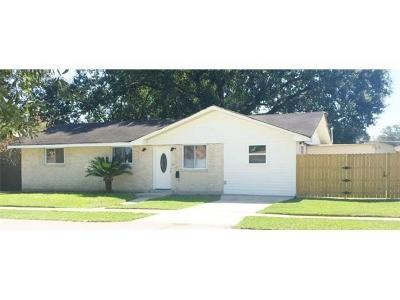 Metairie Single Family Home For Sale: 425 N Upland Avenue