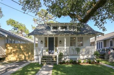 Single Family Home For Sale: 2421 State Street
