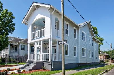 New Orleans Multi Family Home For Sale: 2338-2340 General Pershing Street