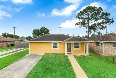 New Orleans Single Family Home For Sale: 4821 Camelia Street