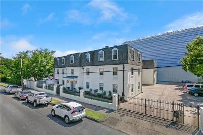 New Orleans Multi Family Home For Sale: 1532 St Andrew Street #107