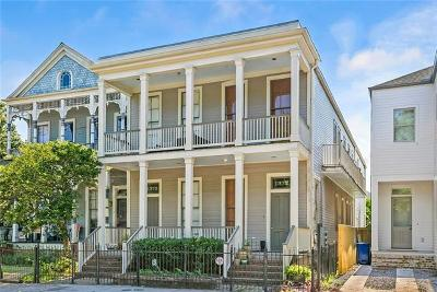 New Orleans Multi Family Home For Sale: 1370 Camp Street #A