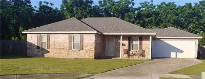 New Orleans Single Family Home For Sale: 7211 Voyageur Drive