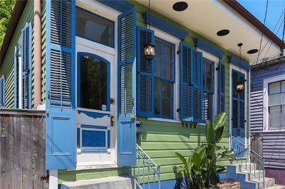 New Orleans Single Family Home For Sale: 1008 Franklin Avenue