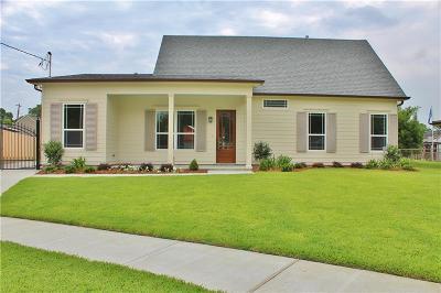 River Ridge, Harahan Single Family Home For Sale: 9025 Inez Drive