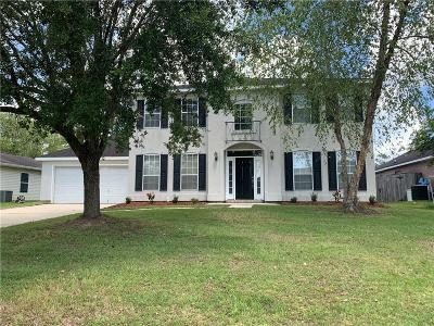 Slidell Single Family Home For Sale: 264 Goldenwood Drive