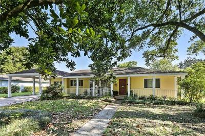 New Orleans Single Family Home For Sale: 210 Norland Avenue