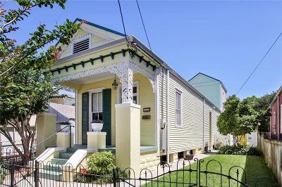 Single Family Home For Sale: 3347 St. Ann Street