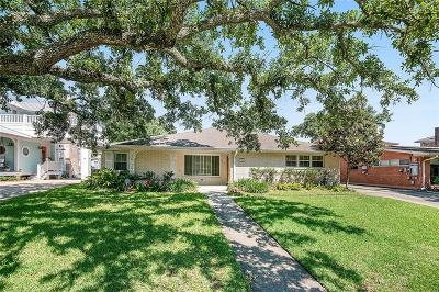 New Orleans Single Family Home For Sale: 7413 Canal Boulevard