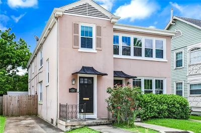 New Orleans Multi Family Home For Sale: 4205 Vincennes Place