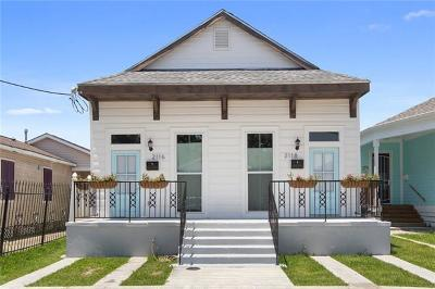 New Orleans Single Family Home For Sale: 2116 Music Street