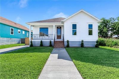 New Orleans Single Family Home For Sale: 5725 Marigny Street