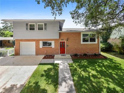 Single Family Home For Sale: 1801 Riviere Avenue