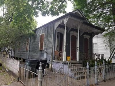 New Orleans Single Family Home For Sale: 702 Washington Avenue