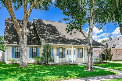 Marrero Single Family Home For Sale: 4033 Briant Drive
