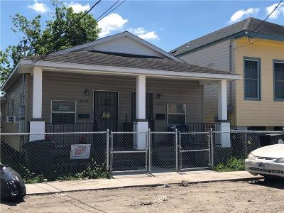 New Orleans Multi Family Home For Sale: 3324 Third Street