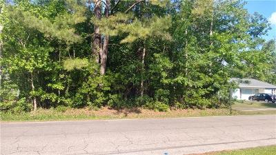 Slidell Residential Lots & Land For Sale: Terrace Avenue