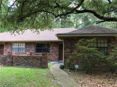 Slidell Rental For Rent: 35505 Oak Ridge Avenue #B
