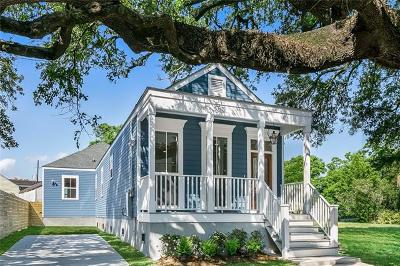 New Orleans Single Family Home For Sale: 1804 Bayou Road