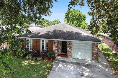 Metairie Single Family Home For Sale: 1412 High Avenue