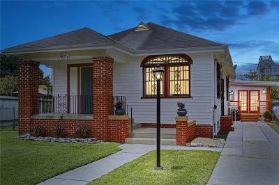 New Orleans Single Family Home For Sale: 1907 Bodenger Boulevard