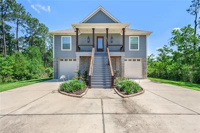Slidell Single Family Home For Sale: 3378 Bonfouca Drive