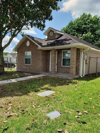 Marrero Single Family Home For Sale: 2044 Melba Place