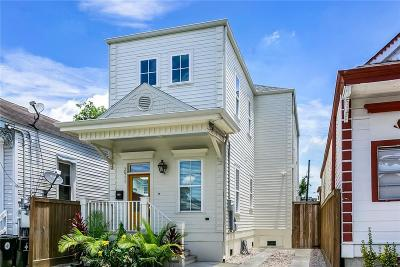 Single Family Home For Sale: 2911 Conti Street
