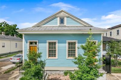 New Orleans Single Family Home For Sale: 839 6 Th Street