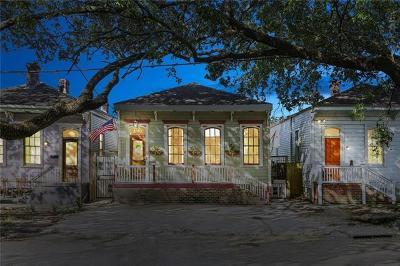 Single Family Home For Sale: 2542 Bienville Avenue