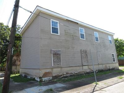 New Orleans Single Family Home For Sale: 434 Delery Street