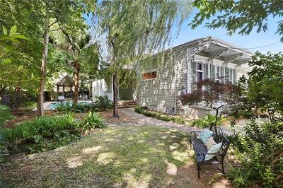 New Orleans Single Family Home For Sale: 5531 Laurel Street