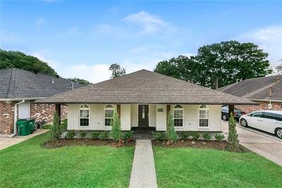Metairie Single Family Home For Sale: 1405 Pecan Avenue