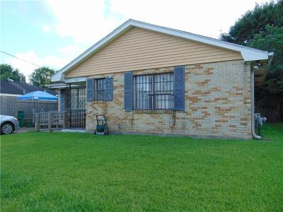 Single Family Home For Sale: 1116 Frankel Ave Avenue