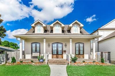 New Orleans Single Family Home For Sale: 6876 Memphis Street
