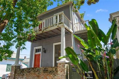 New Orleans Single Family Home For Sale: 937 Third Street