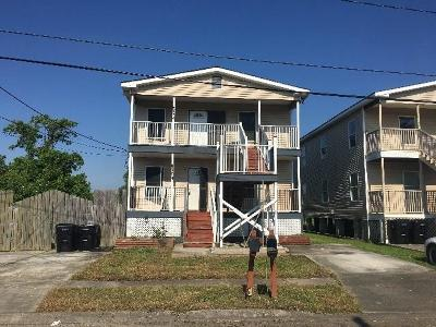 New Orleans Single Family Home For Auction: 4754 Dodt Avenue