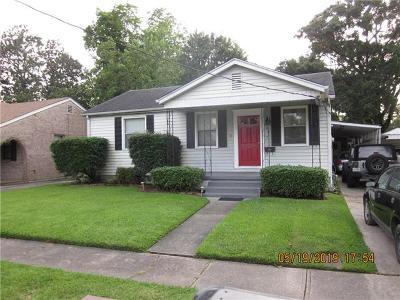 Jefferson Single Family Home For Sale: 550 Julius Avenue