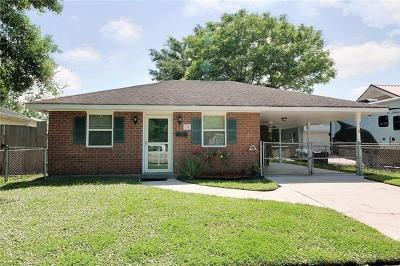 Jefferson Single Family Home For Sale: 3 Davis Boulevard