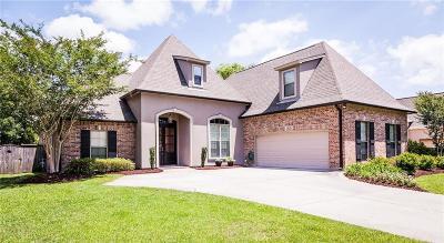 Covington Single Family Home For Sale: 605 Silverthorne Lane