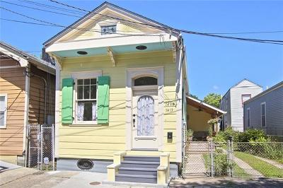 Jefferson Parish, Orleans Parish Multi Family Home For Sale: 1411 St Roch Avenue